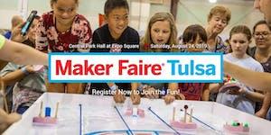 Maker Faire Tulsa 2019