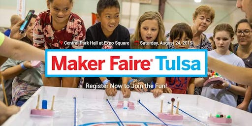 Maker Faire Tulsa 2019