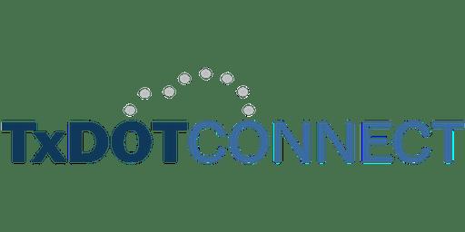 TxDOTCONNECT Release 2 - Virtual Roadshow