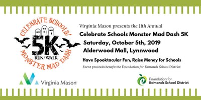 Celebrate Schools Monster Mad Dash 5K