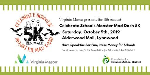 Celebrate Schools Monster Mad Dash 5K