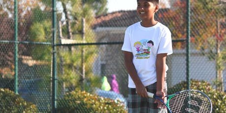 Paid Kids Tennis Classes in Fremont (Novice Ages 9-14) tickets