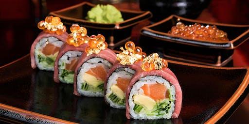 Young Chefs Sushi Class