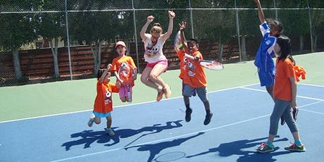 Paid Kids Tennis Classes in Fremont (Novice Ages 8-12) tickets