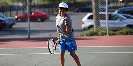 Paid Kids Tennis Classes in Fremont (Intermediate Ages 8-12) tickets