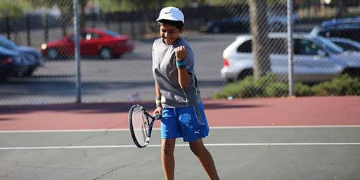 Paid Kids Tennis Classes in Fremont (Intermediate Ages 8-12)
