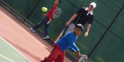 Paid Kids Tennis Classes in Fremont (Intermediate Ages 6-8)