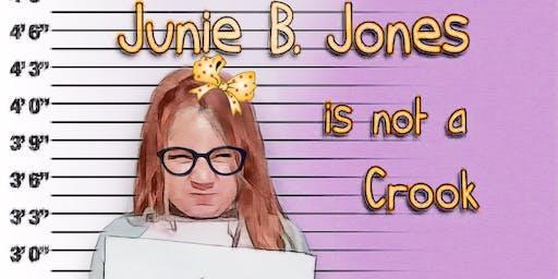 Junie B Jones Is Not A Crook by  Allison Gregory