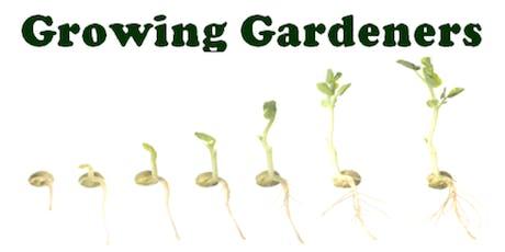 Growing Gardeners (Children's Program) tickets
