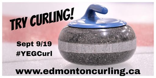 TRY CURLING #YEGCURL