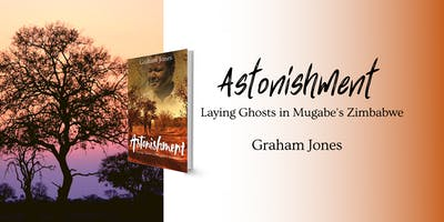 Book Launch - 'Astonishment' by Author, Graham Jones
