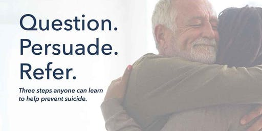 QPR (Question. Persuade. Refer.) Suicide Prevention Training
