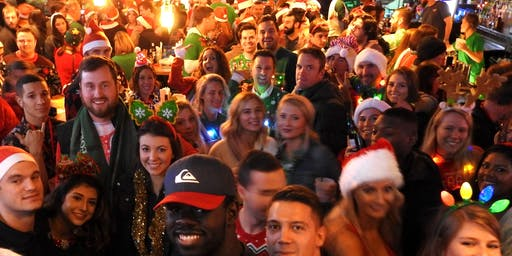 3rd Annual Christmas on King Street (and all other December Holidays too!) Bar Crawl