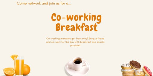 Co-Work and Connect Breakfast