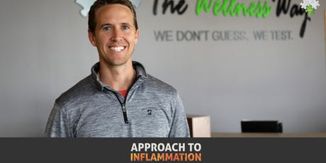 The Wellness Way's Approach to Inflammation tickets