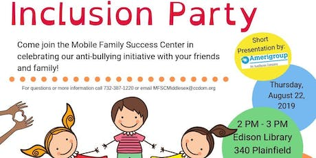 Inclusion Party tickets
