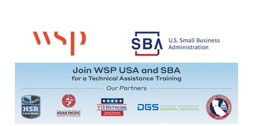 Small, Disadvantaged, and Veteran Business - Technical Assistance Training