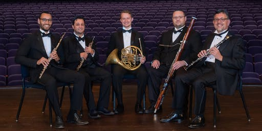 Dakota Wind Quintet from the South Dakota Symphony Orchestra