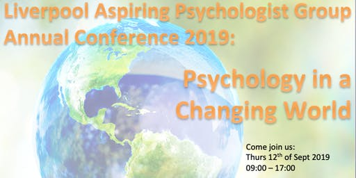 LAPG Conference 2019: Psychology in a Changing World