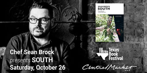 Texas Book Festival and Central Market Presents Sean Brock