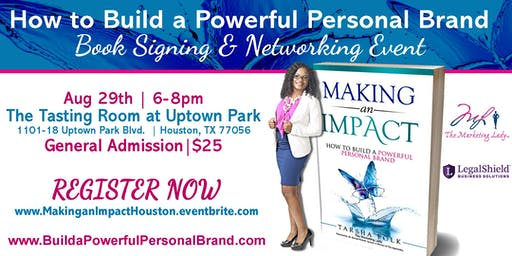 How to Build a Powerful Personal Brand Networking Event