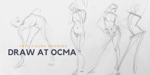 FREE Open Figure Drawing at OCMA