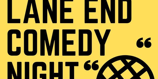 Lane End PTA Comedy Night
