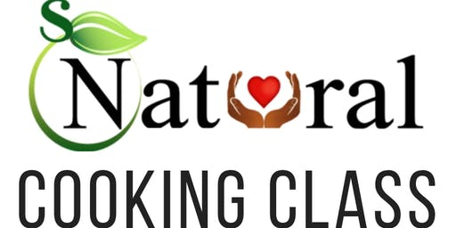 So Natural Cooking Classes