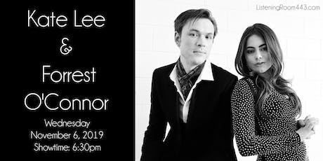 Kate Lee &  Forrest O'Connor tickets