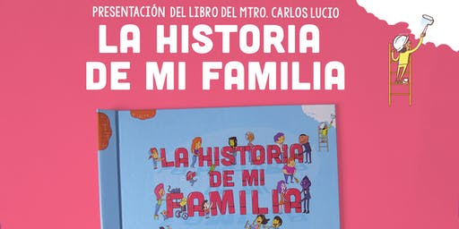 """Presentación del Libro """"La Historia de mi Familia"""" - IVEC Veracruz"""