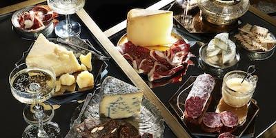 Spirits and Cheese Pairing @ Murray's Cheese