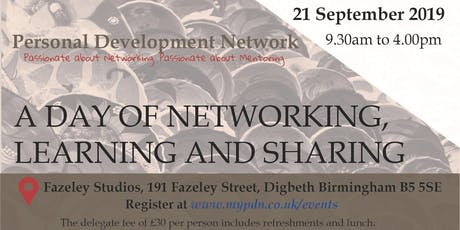 Personal Development Network Seminar tickets