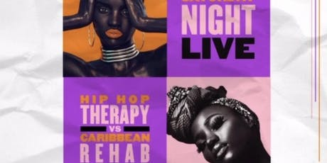 SNL - HIP HOP THERAPY  tickets