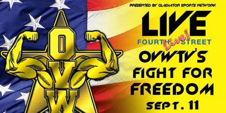 Ohio Valley Wrestling Fight For Freedom tickets
