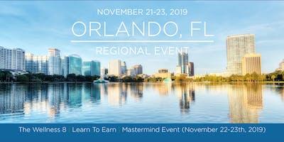 Beyond Orlando Wellness 8 & Mastermind Event 2019