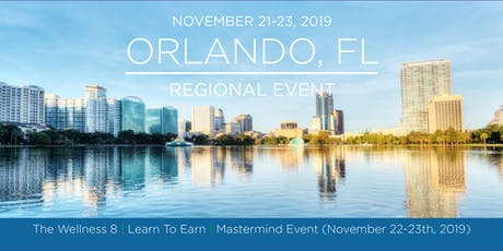 Beyond Orlando Wellness 8 & Mastermind Event 2019 tickets