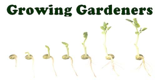 Growing Gardeners (Children's Event)