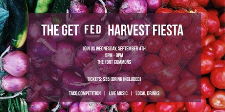 The Get 'FED' Harvest Fiesta tickets