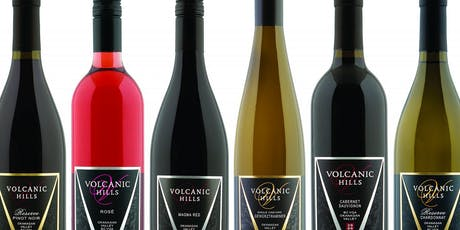 Volcanic Hills Wine Pairing Dinner tickets