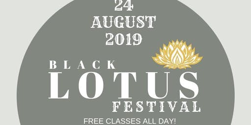 FREE Black Lotus Yoga Festival and Open Day