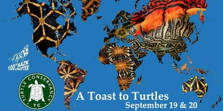A Toast to Turtles 9/19 tickets