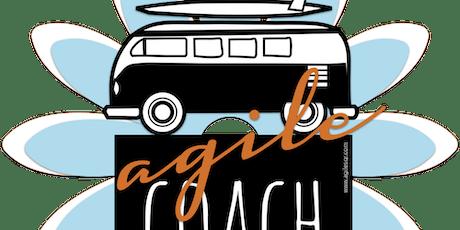 Agile Coach Program & Certification tickets
