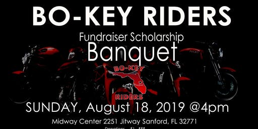 The Bo-Key Riders Annual Scholarship Banquet
