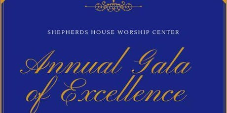 Annual Gala of Excellence  tickets