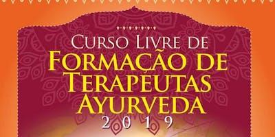 Curso Livre de Formação de Terapeutas em Ayurveda