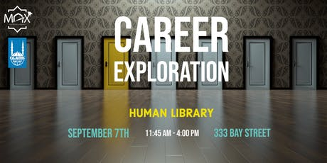 Career Exploration: A Human Library for Youth tickets