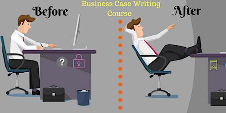 Business Case Writing Classroom Training in Benton Harbor, MI tickets