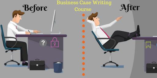 Business Case Writing Classroom Training in Burlington, VT