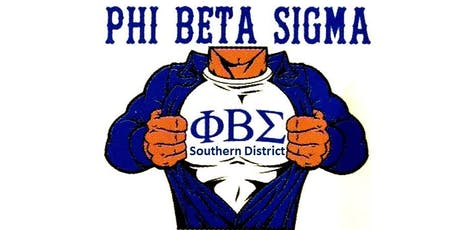 Phi Beta Sigma Southern District Roundup tickets