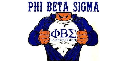 Phi Beta Sigma Southern District Roundup